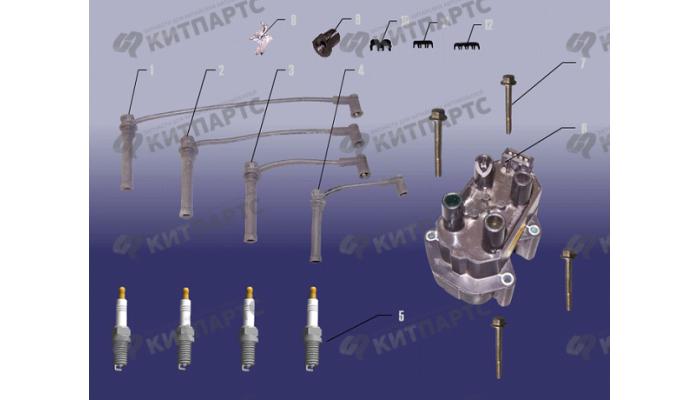 Система зажигания Chery Fora (A21)