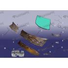 Лобовое стекло и его компонент