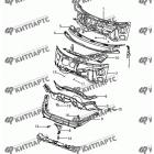 Панели кузова передние