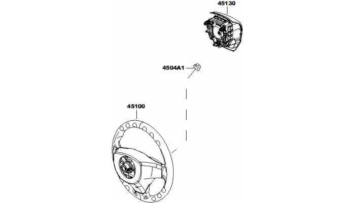Рулевое колесо FAW V5
