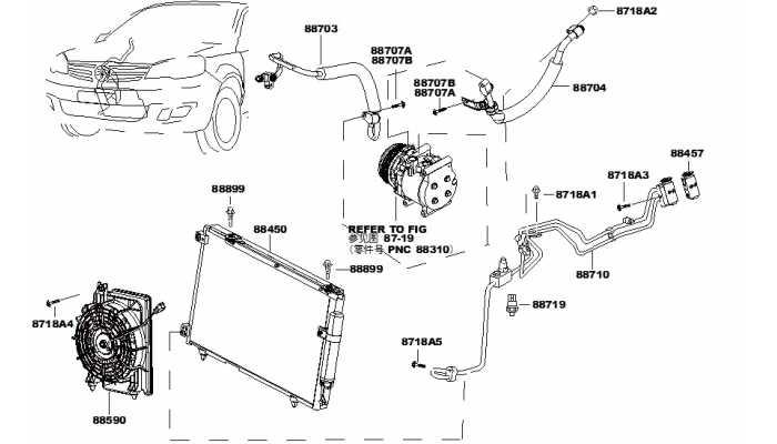 Трубки кондиционера FAW V5