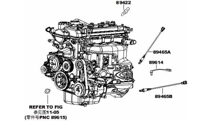 Датчики двигателя FAW V5