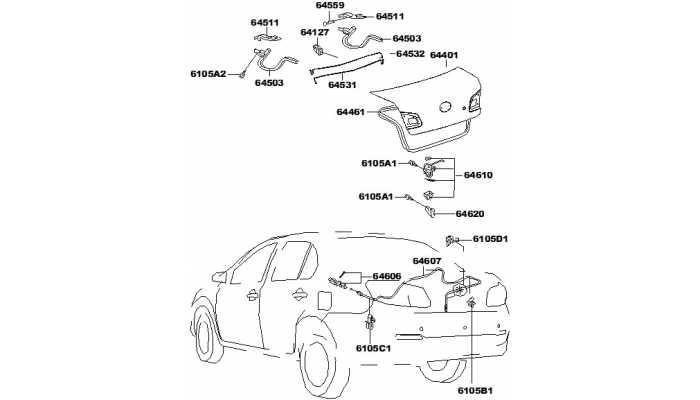 Крышка багажника FAW V5