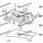 Клапанная крышка (1.5 L DVVT)