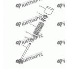 Клапан (1,5 L DVVT)