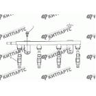 Форсунки топливные(1.5L DVVT)