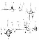 Подушки двигателя (MT)