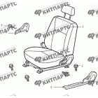 Переднее сиденье